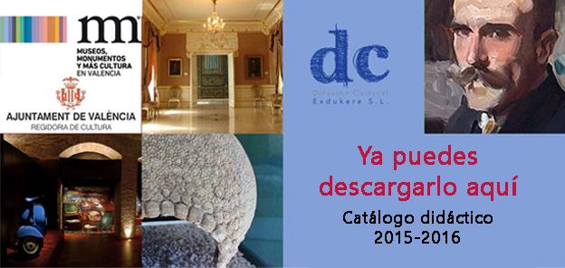 Catálogo didáctico 2014-2015